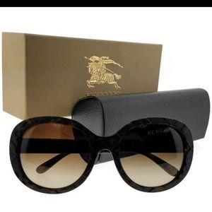 Burberry BE4218 3578/13 Sunglasses 100% Authentic